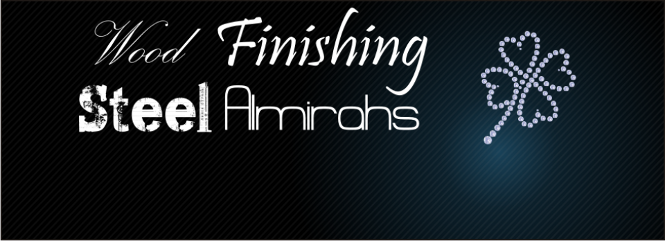 Wood Finishing Steel Almirahs